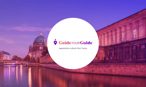 Guide-Your-Guide seeks to reopen cultural sites remotely and interactively