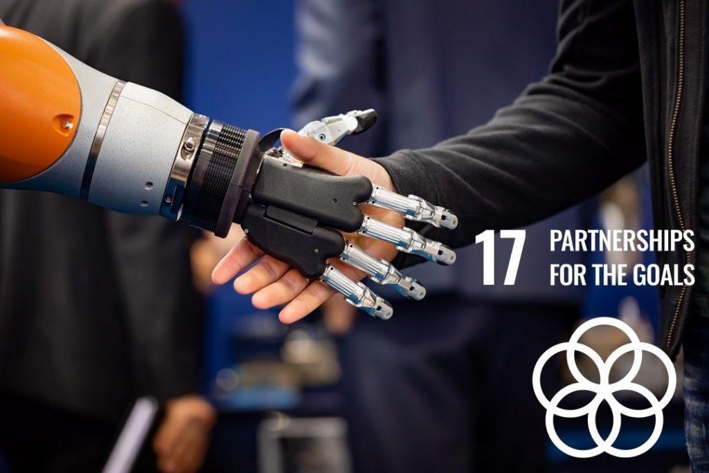 SDG 17: Partnerships for the goal