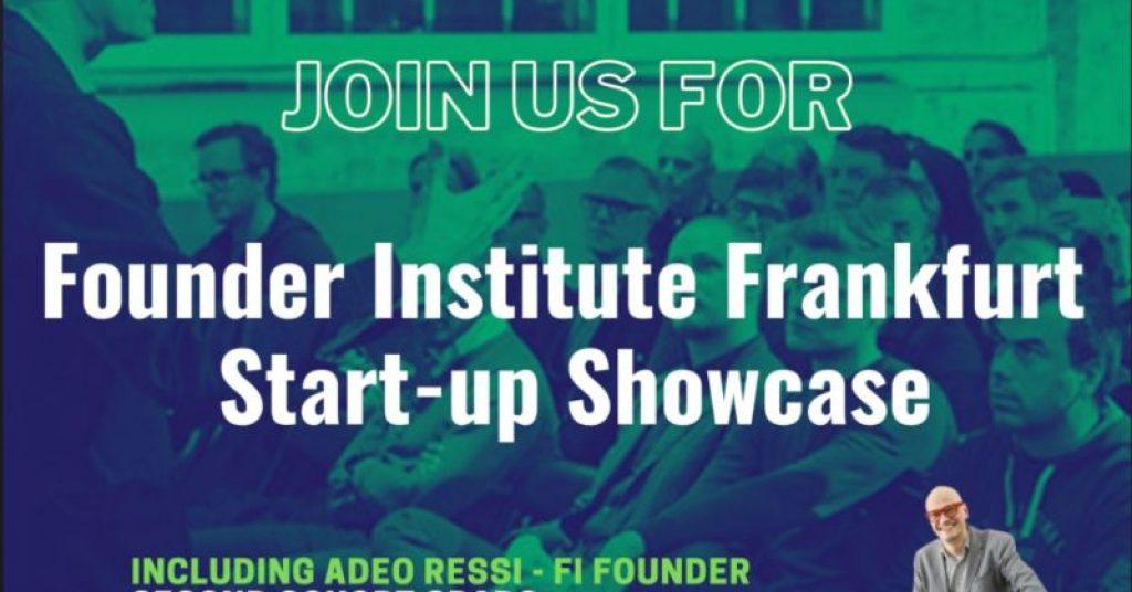 Startup Showcase: Internet of Senses events